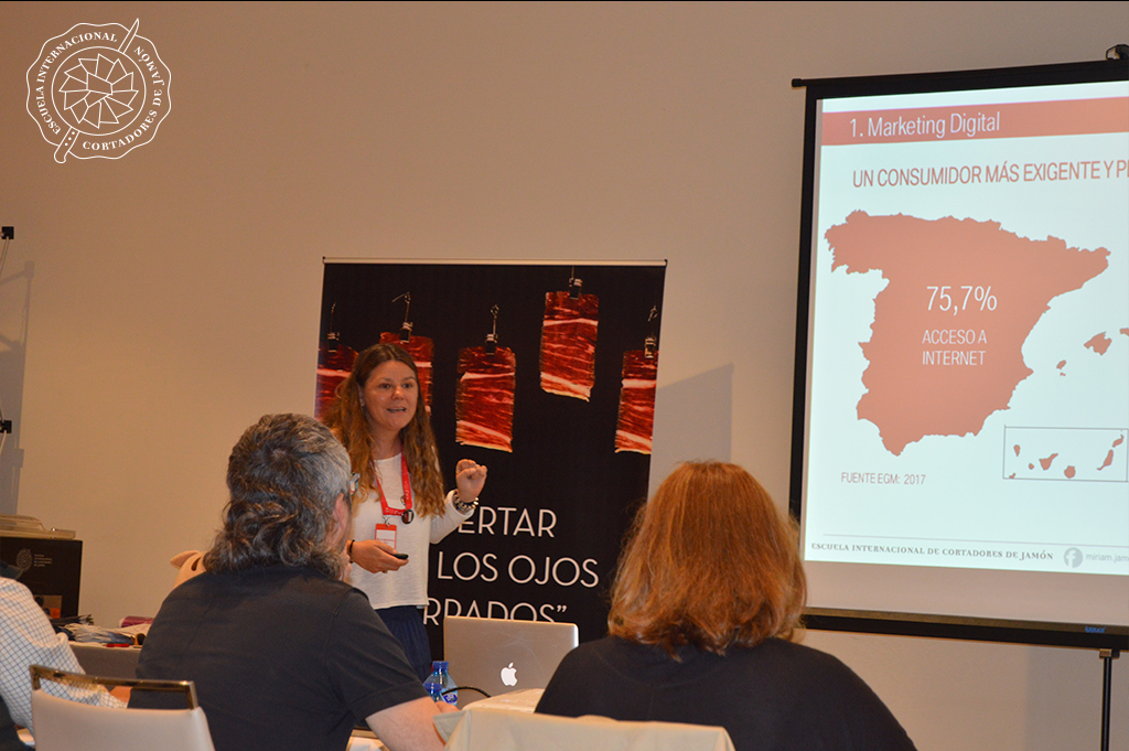 Curso de Introducción al Marketing para Profesionales del Jamón